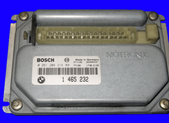 Motronic MA2.4 Motorsteuergerät
